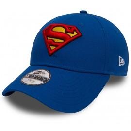 New Era 9FORTY ESSENTIAL SUPERMAN - Czapka z daszkiem dziecięca
