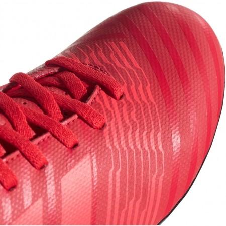 Obuwie piłkarskie dziecięce - adidas NEMEZIZ 17.4 FxG J - 5