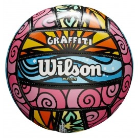 Wilson GRAFFITI MINI VB - Minipiłka do siatkówki