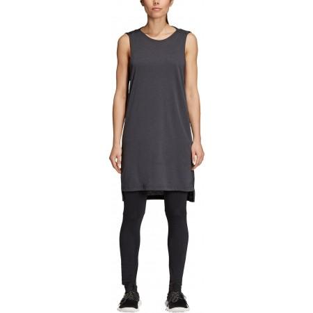 Koszulka damska - adidas W ID LONG M TEE - 3