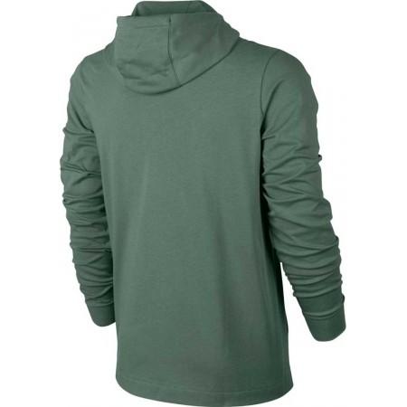 Bluza męska - Nike HOODIE FZ JSY CLUB - 2