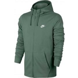 Nike HOODIE FZ JSY CLUB - Bluza męska