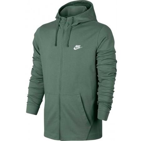 Bluza męska - Nike HOODIE FZ JSY CLUB - 1