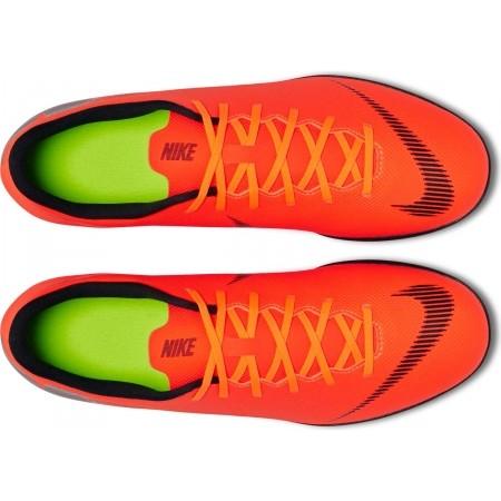 Obuwie piłkarskie halowe męskie - Nike MERCURIALX VAPOR XII CLUB IC - 4
