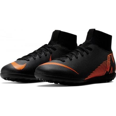 Obuwie piłkarskie dziecięce - Nike JR SUPERFLYX 6 TF - 3