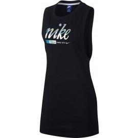 Nike SPORTSWEAR DRSS METALLIC - Sukienka damska