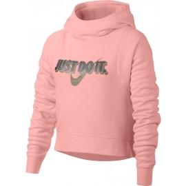 Nike SPORTSWEAR MODERN HOODIE CROP GX - Bluza dziewczęca