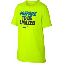 Nike DRY LEG TEE TO BE AMAZED - Koszulka chłopięca