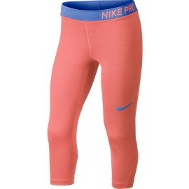 Nike PRO CAPRI - Legginsy dziewczęce