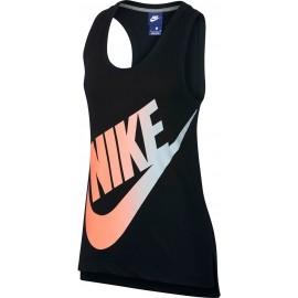 Nike SPORTSWEAR TANK LOGO FUTURA - Koszulka damska