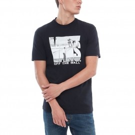 Vans SECURITY - Koszulka męska