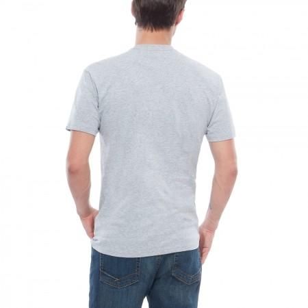 Koszulka męska - Vans MN FULL PATCH BARBED - 2