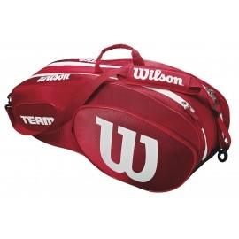 Wilson TEAM III 6PK BAG - Torba tenisowa