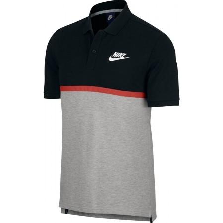 Koszulka polo męska - Nike POLO MATCHUP PQ NVLTY - 1