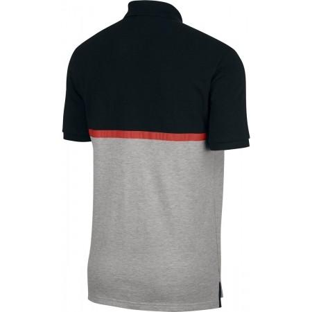 Koszulka polo męska - Nike POLO MATCHUP PQ NVLTY - 2