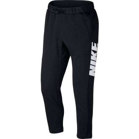 Spodnie sportowe męskie - Nike NSW PANT FT HYBRID - 1