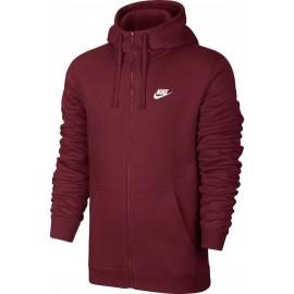 Nike HOODIE FZ FLC CLUB - Bluza męska