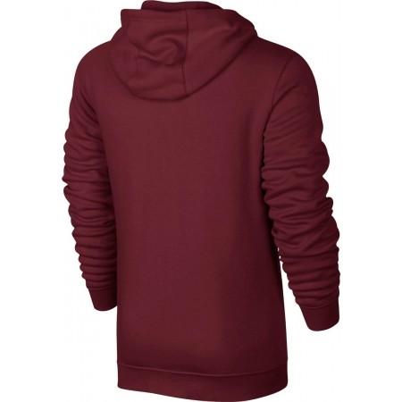 Bluza męska - Nike HOODIE FZ FLC CLUB - 2