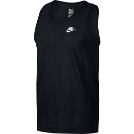 Nike TANK CLUB EMBRD FTRA - Koszulka męska