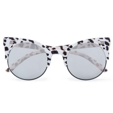 Okulary przeciwsłoneczne damskie - Vans WINDOW PANE - 3