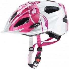 Uvex QUATRO JR - Kask rowerowy dziecięcy