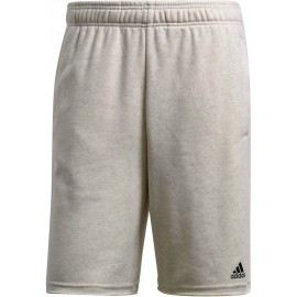 adidas ESSENTIALS RAW HEM FRENCH TERRY SHORT - Spodenki męskie