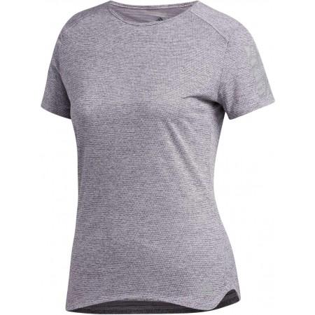 Koszulka damska - adidas RESPONSE TEE W - 1
