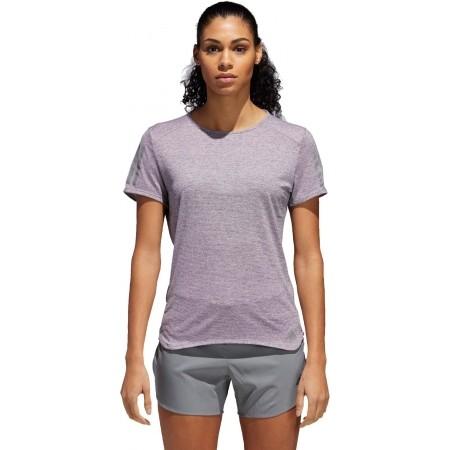 Koszulka damska - adidas RESPONSE TEE W - 2