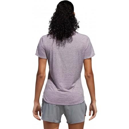Koszulka damska - adidas RESPONSE TEE W - 4