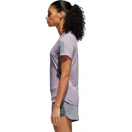 Koszulka damska - adidas RESPONSE TEE W - 3