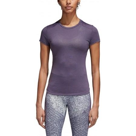 Koszulka damska - adidas PRIME TEE MIX - 3