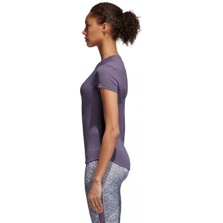 Koszulka damska - adidas PRIME TEE MIX - 2
