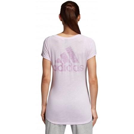 Koszulka damska - adidas WINNERS TEE - 4