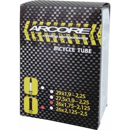 """Dętka rowerowa - Arcore A/V 26""""X1,75-2,125 - 1"""