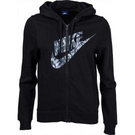 Nike HOODIE FZ FLC GX TXT FLR W