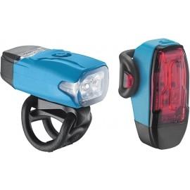 Lezyne LED KTV DRIVE PAIR - Zestaw lampek rowerowych