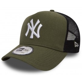 New Era 9FORTY SEAS NEW YORK YANKEES - Czapka trucker klubowa