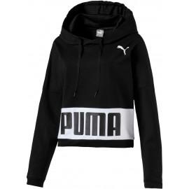 Puma URBAN SPORTS - Bluza z kapturem damska