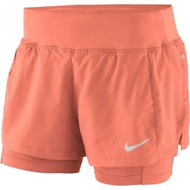 Nike ECLIPSE 2IN1 SHORT - Spodenki do biegania damskie