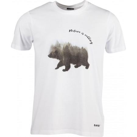 Koszulka męska - Hi-Tec BEORY - 1