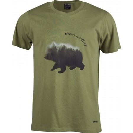 Koszulka męska - Hi-Tec BEORY - 4