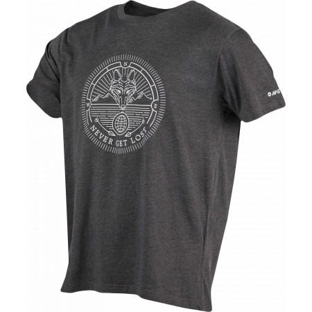 Koszulka męska - Hi-Tec CANID - 2