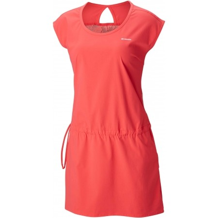 Sukienka sportowa damska - Columbia PEAK TO POINT DRESS - 1