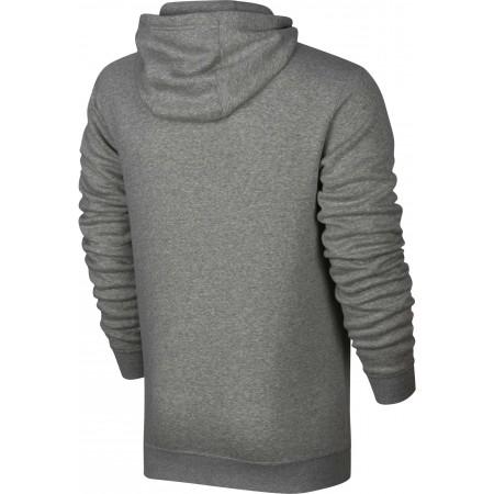 Bluza męska - Nike HOODIE FZ FLC CLUB - 4