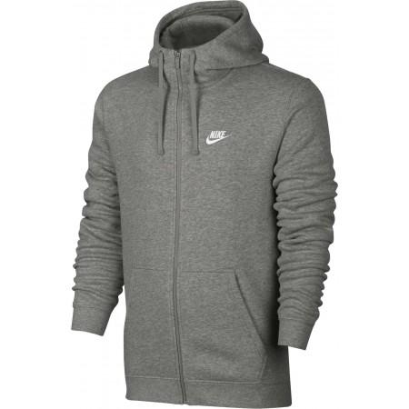 Bluza męska - Nike HOODIE FZ FLC CLUB - 3