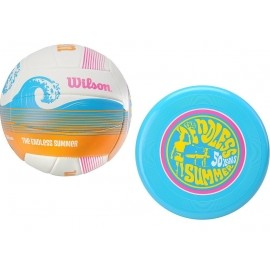 Wilson ENDLS SUMR VBALL AIR DISC KIT - Zestaw do siatkówki