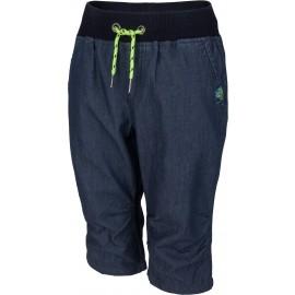 Lewro KORY - Spodnie jeansowe 3/4 dziecięce