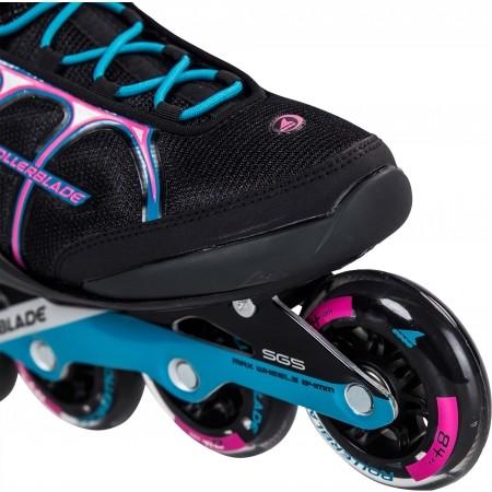 Łyżworolki fitness damskie - Rollerblade ASTRO 84 SP W - 5