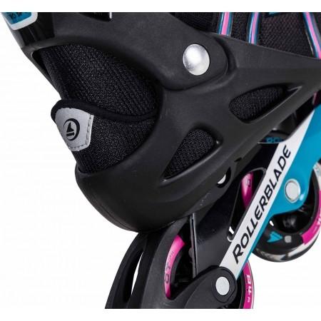 Łyżworolki fitness damskie - Rollerblade ASTRO 84 SP W - 6