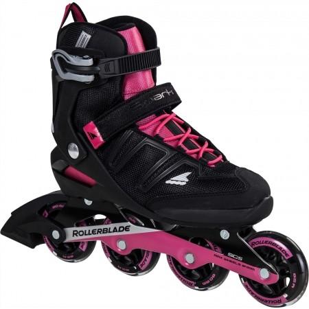 Łyżworolki fitness damskie - Rollerblade SPARK 80 SP W - 1